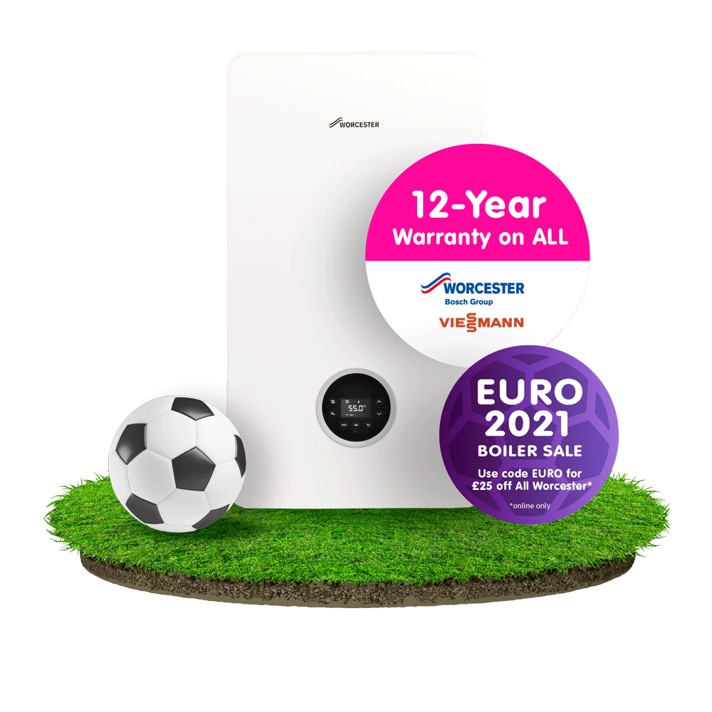 EURO 2021 Boiler Sale