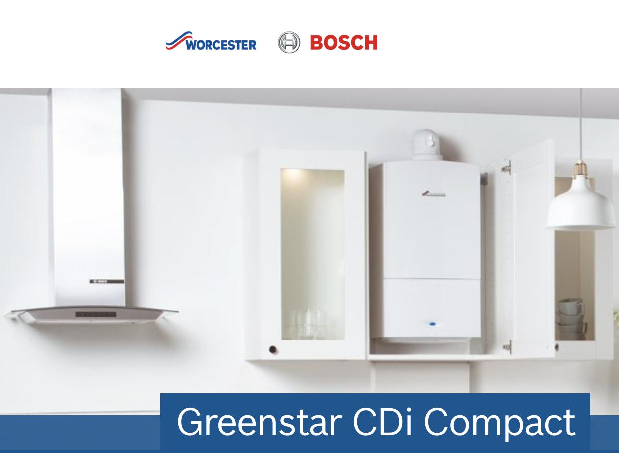 Worcester Bosch Greenstar 28CDi Compact Combi Boiler Review