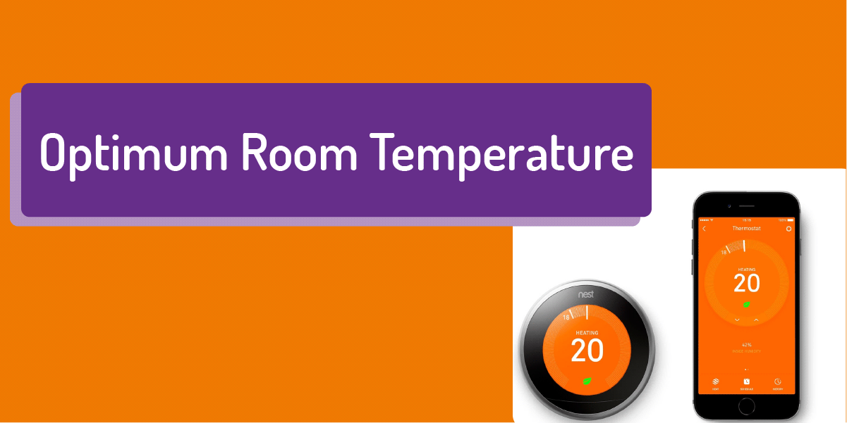 optimum room temperature