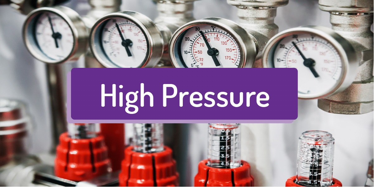 Why is my boiler pressure too high or too low? 7 reasons