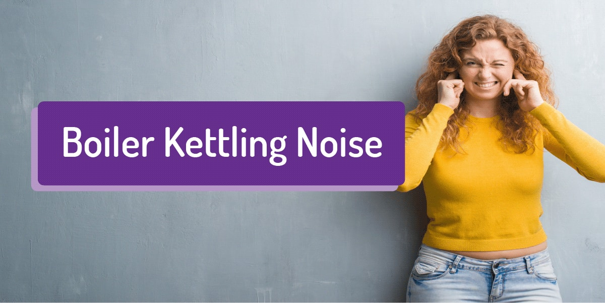 what is a boiler kettling noise