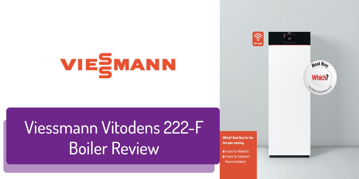 Viessmann Vitodens 222-F Boiler Review