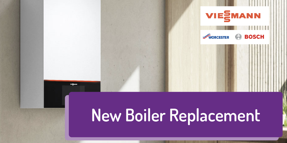 new boiler replacement