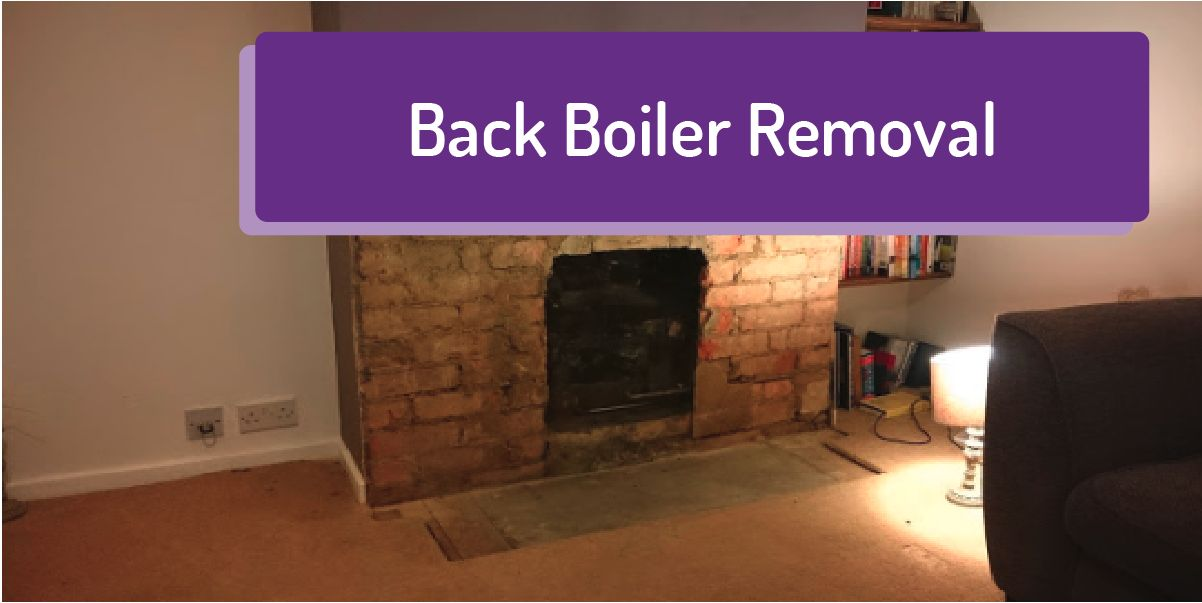 How Messy is Removing a Back Boiler