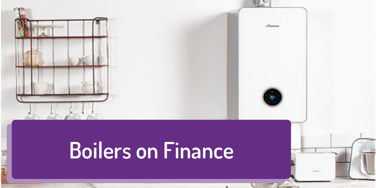 Boilers on Finance and Pay Monthly Options