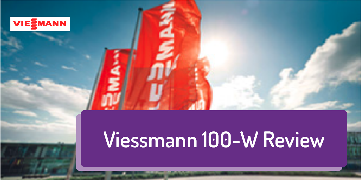 Viessmann Vitodens 100-W Review : The best engineered, high quality new boiler with a great price tag.