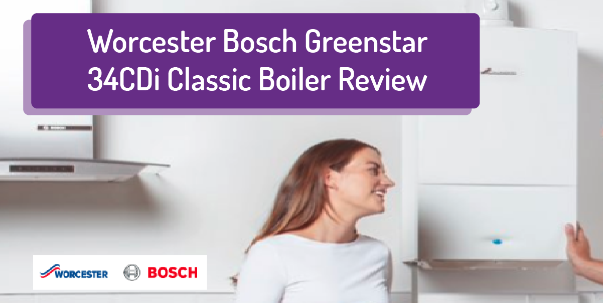 Worcester Bosch Greenstar 34CDi Review