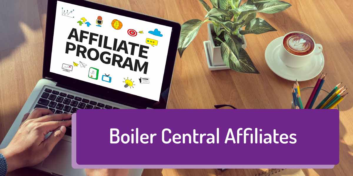 Boiler Central Affiliate Scheme