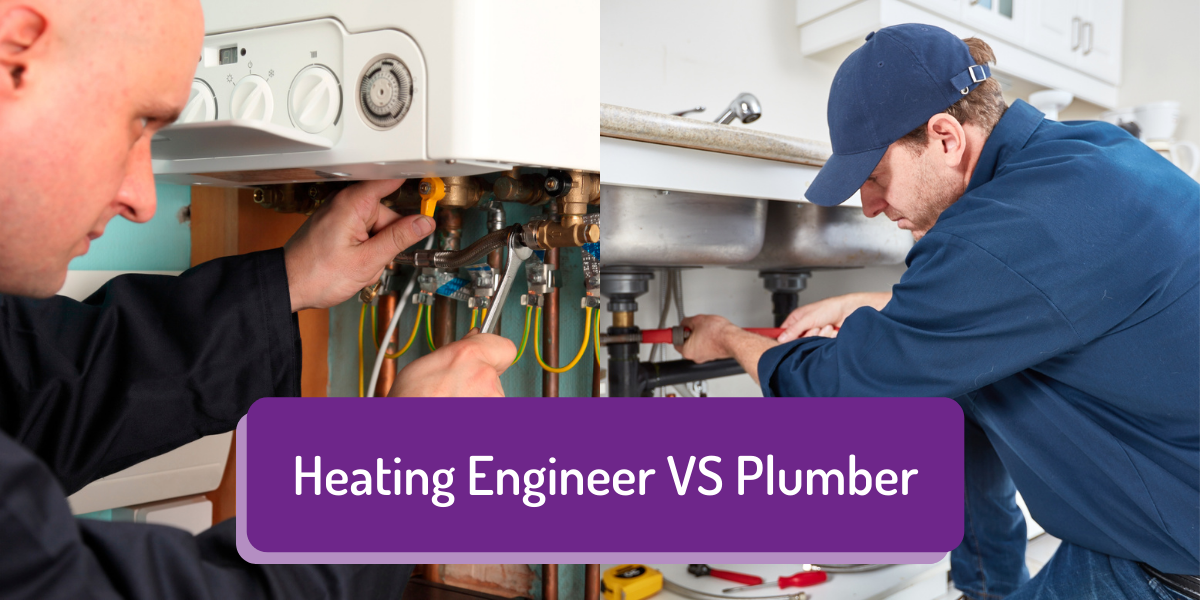 Heating Engineer or Plumber – What is The Difference?