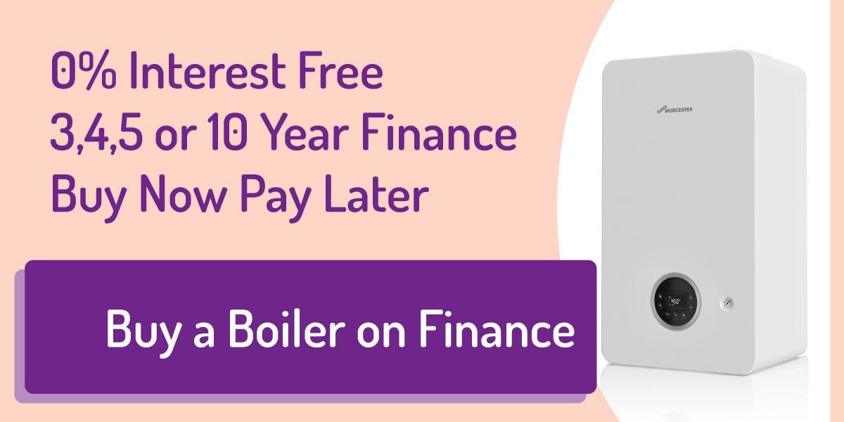 Buy a boiler on finance
