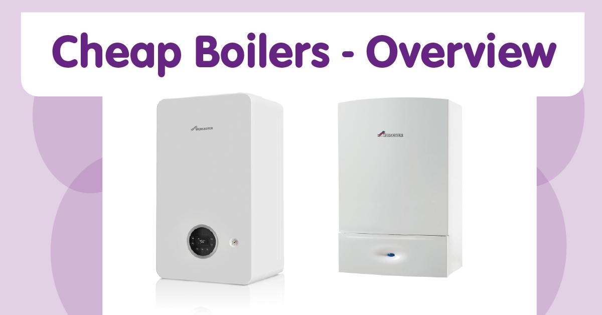 Cheap boilers