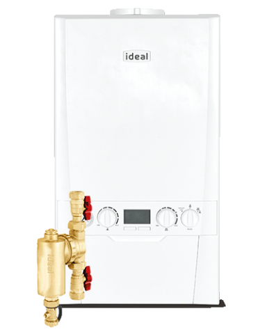 ideal logic boiler price