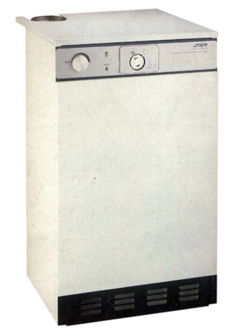 old conventional boiler image