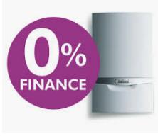 boilers on finance 0% interest