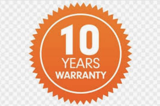 10 year boiler warranty
