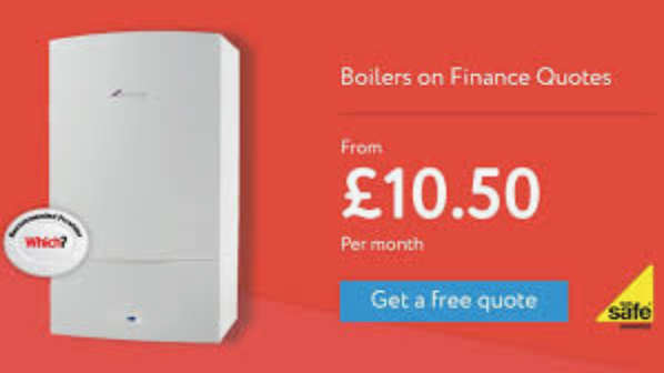 Worcester Bosch Boiler Finance