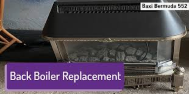 back boiler replaceement