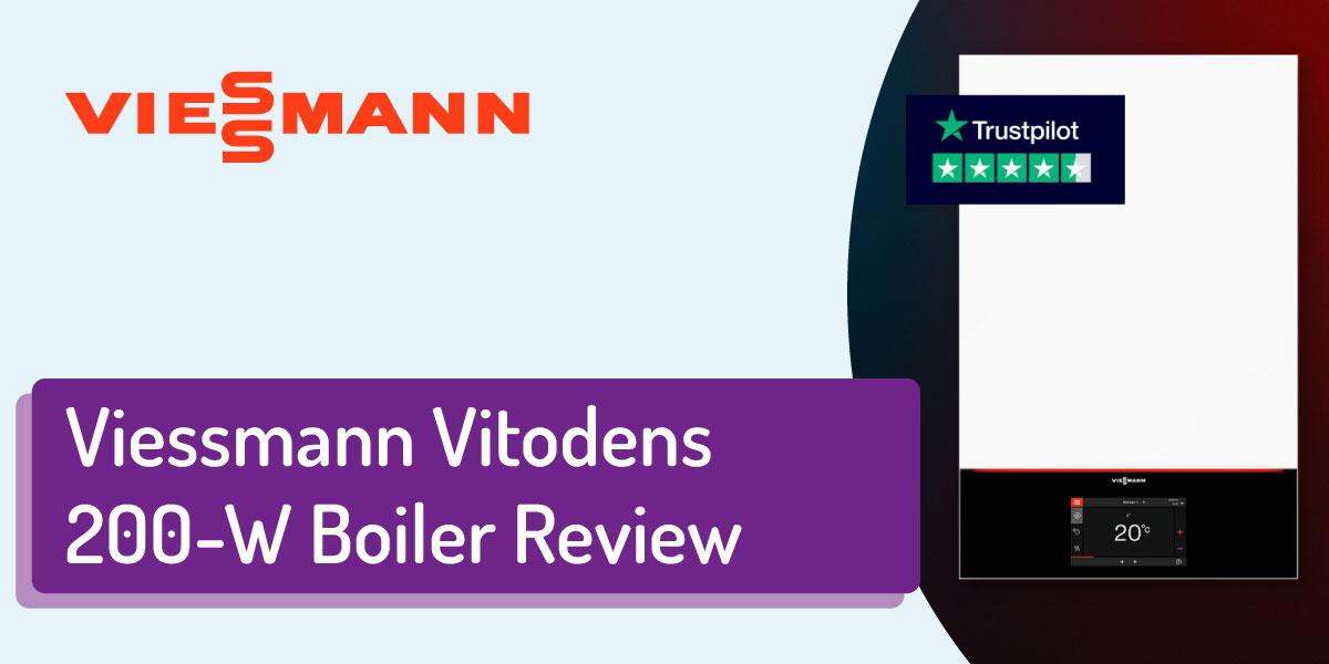 Viessmann Vitodens 200-W Boiler Review