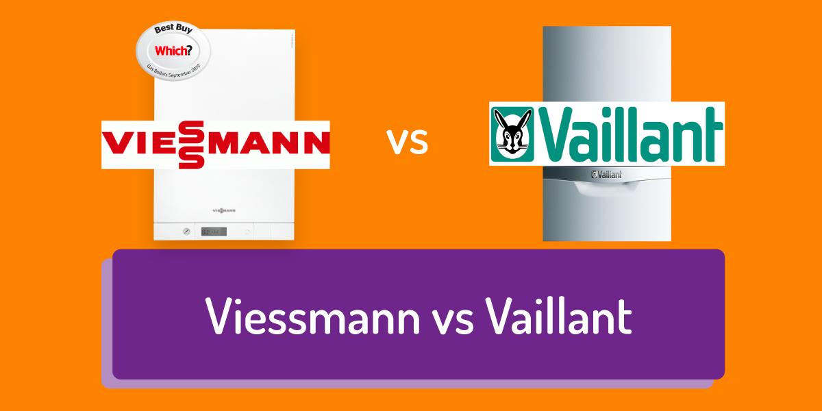 Viessmann vs Vaillant Boilers