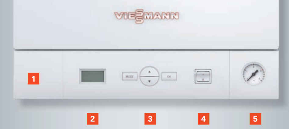 Viessmann 050-W Specifications