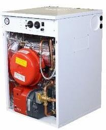 Combi Standard C4 Non-Condensing 41kW Oil Boiler