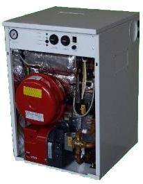 Combi Standard CC3 35kW Oil Boiler