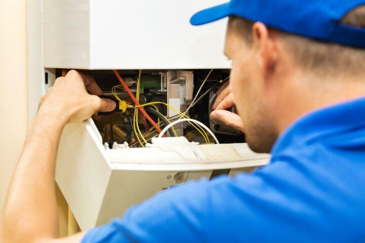 boiler cover (service)