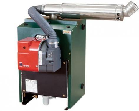 Envirogreen Popular C73 Boilerhouse 73kW Regular Oil Boiler