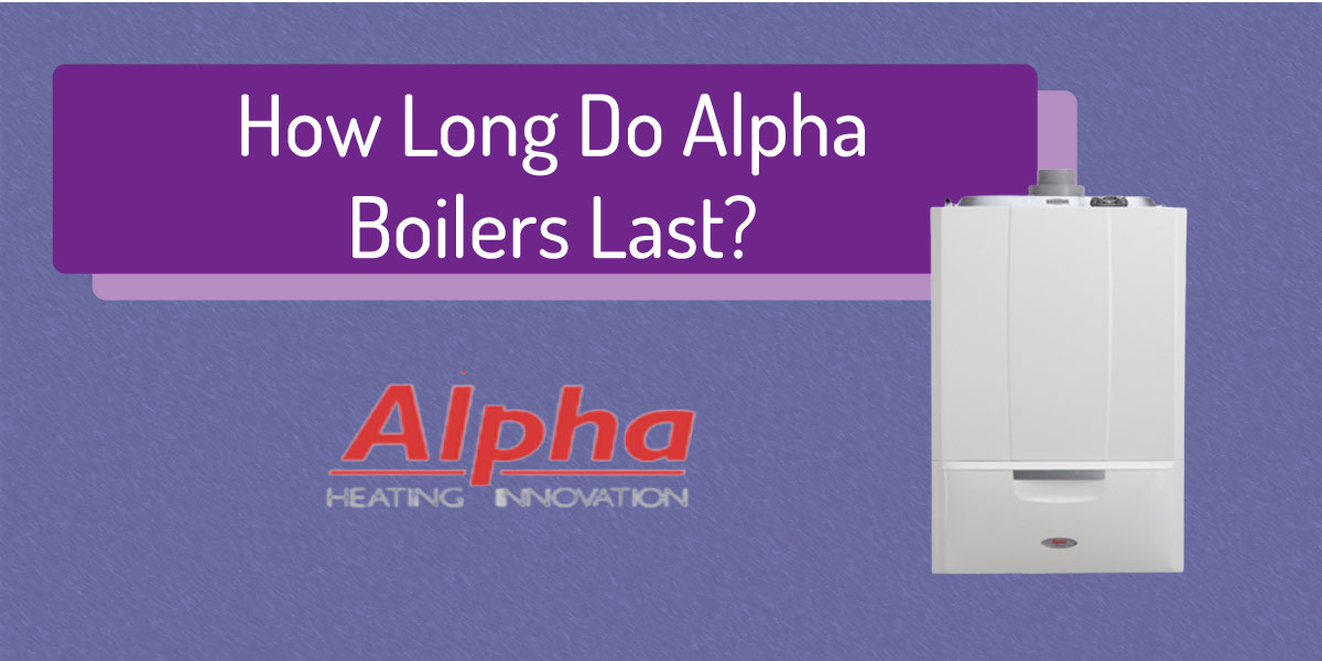 How long do Alpha Boilers last?