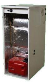 Kitchen Utility CKUT6 58kW Regular Oil Boiler
