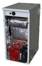 Kitchen Utility Classic CKUT4 41kW Regular Oil Boiler