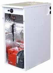Kitchen Utility Non-Condensing KUT7 68kW Regular Oil Boiler