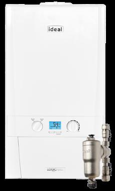 Logic Max Heat H12 Regular Gas Boiler