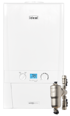 Logic Max Heat H18 Regular Gas Boiler