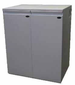 Mega Combi Plus Non-Condensing MC6 Plus 58kW Oil Boiler