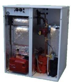 Mega Combi Standard CMC6 58kW Oil Boiler