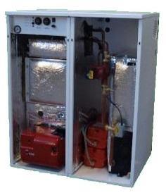 Mega Combi Standard CMC7 70kW Oil Boiler