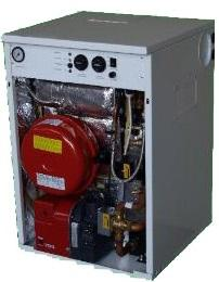 Mega Combi Standard Non-Condensing MC5 50kW Oil Boiler