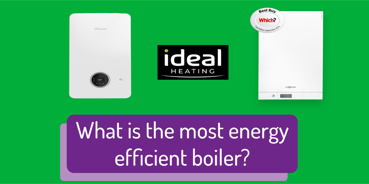 Which Is the Most Energy Efficient Boiler?
