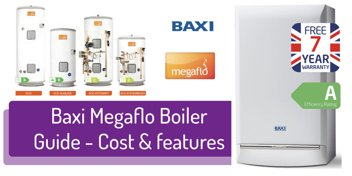 Baxi Megaflo Boiler Guide – Costs And Features