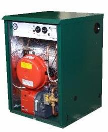 Outdoor Combi Plus ODC1+ 20kW Oil Boiler
