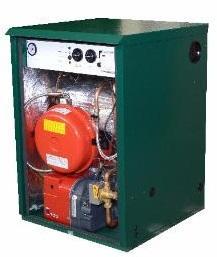 Outdoor Combi Standard ODC4 41kW Oil Boiler