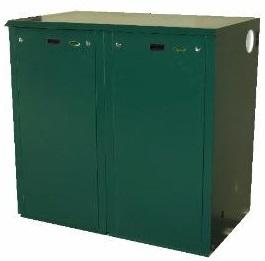 Outdoor Mega Combi Plus ODMC5 50kW Oil Boiler