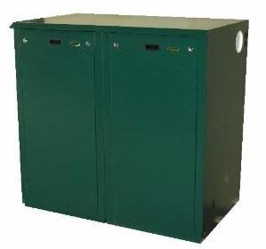Outdoor Mega Combi Standard CODMC6 58kW Oil Boiler