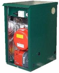 Outdoor Sealed System Non-Condensing OD SS3 35kW Oil Boiler