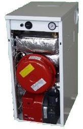 Sealed System CS4 41kW Oil Boiler