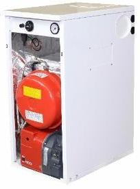 Sealed System Non-Condensing S3 35kW Oil Boiler