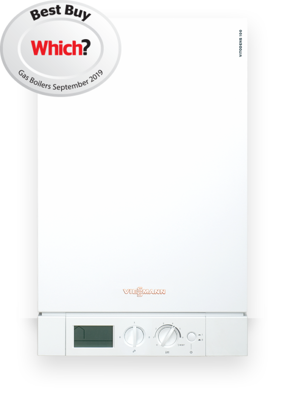 Viessmann 100-W 35kW Regular Open Vent