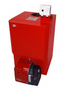 Vortex Boiler House  35kW Regular Oil Boiler