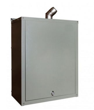 Vortex Eco Wall Hung External 21kW System Oil Boiler